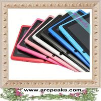 most affordable capacitive super thin 7 inch Q88 china made tablet pc