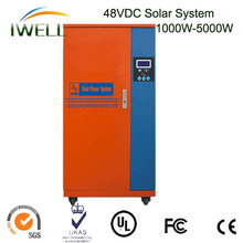 China high quality 4KW single phase home Solar power supply systems inverter