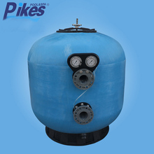 Factory best industrial commercial use swimming pool filter for water treatment plan