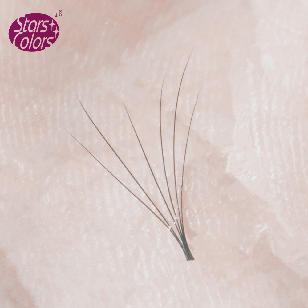 starscolors XEC-013 eyelash extension 0.07 eyelash Knot free