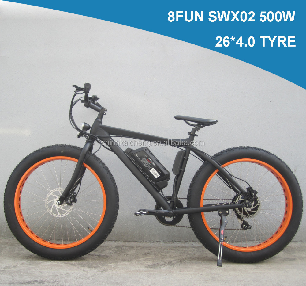 2015 LOHAS fat hummer electric bike kit china/ electric bike spare parts/ bicycle front wheel