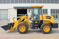 1600kgs China hot sale high quality wheel loader ZL16F with CE