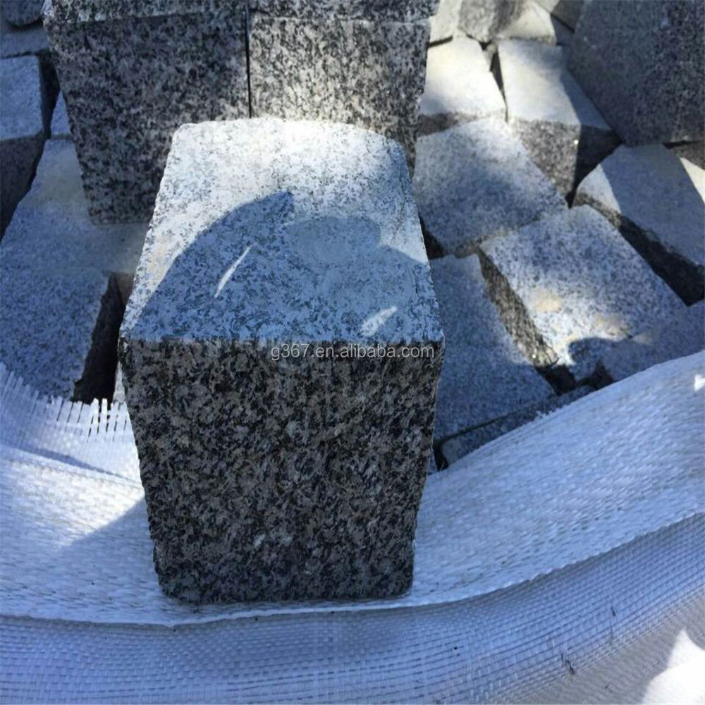 granite landscaping paver Random cheap paving stone