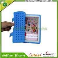 fashion silicone protective case cover for ipad mini