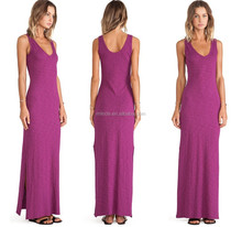 plus size dresses high slit,sleeveless high quality 2XL,2XL,3XL,4XL dress summer tank dress wholesale