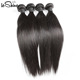 Leshine Qingdao Hair Factory Wholesale Best 8A 9A 10A Grade Human Hair Weave Bundle Lace Closure Wigs Human Hair In China