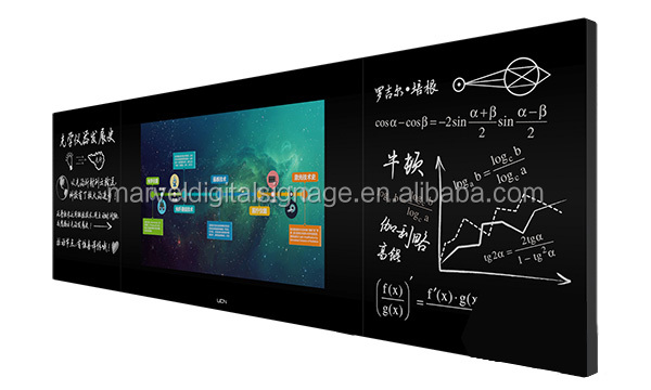 Portable finger touch interactive whiteboard/multi-touch smart whiteboard