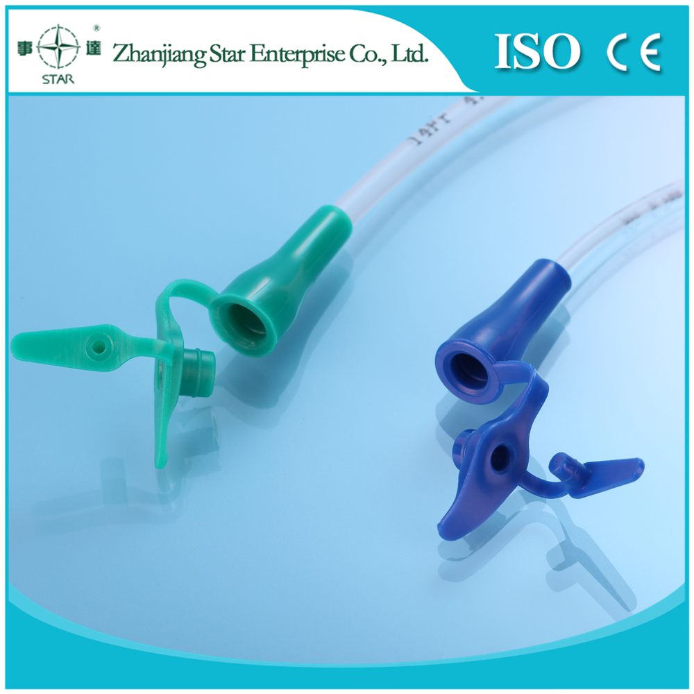 Disposable PVC Medical Stomach Tube / Stomach PVC Feeding Tube