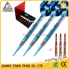 CUESOUL ARMOUR Series cheap tungsten soft tip darts