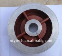 Aluminium Casted Piston for CNG Compressor