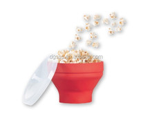 Amazon top selling Silicone collapsible popcorn maker