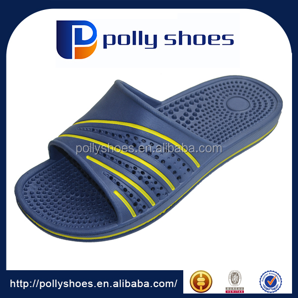 2017 summer beach causal men slipper stock in warehouse