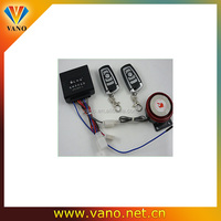 Good Quality cheap price E558-2R8007 Motorcycle mp3 Alarm System