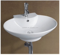 best price ceramic art bathroom vanity top