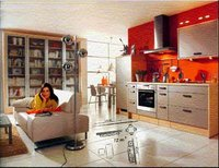 Pantry cupboards and furniture for domestic & commercial projects