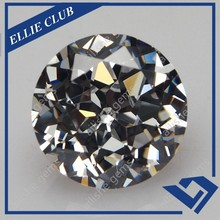 Factory Produce European Old Mine Cut Cubic Zirconia Gems