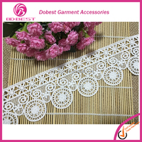 M053 Fashion Latest Design Types Of Laces For Garments