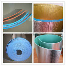 aluminum foam(epe/xpe)foil woven insulation material/building/pipe