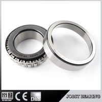 Chrome Steel Tapered Roller Bearing 32007 for motorcycle cone made in China