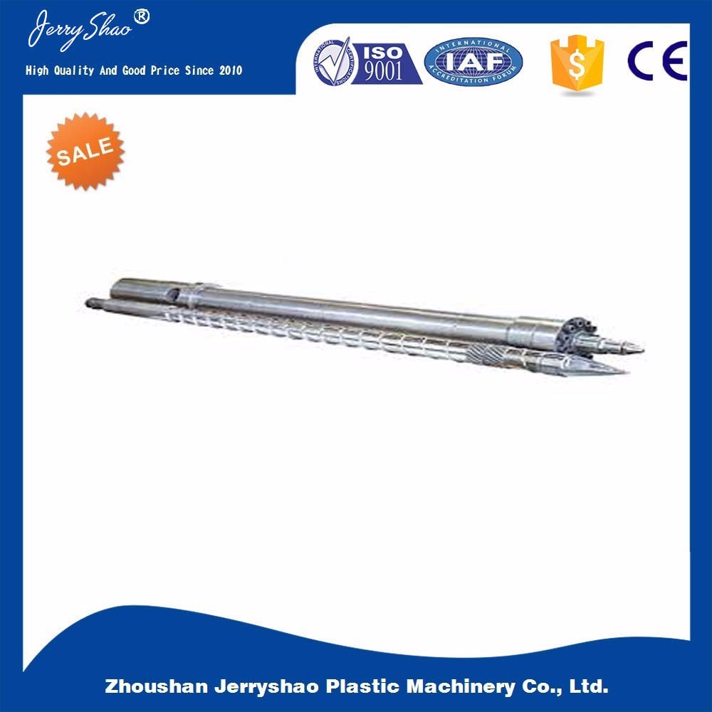 Single Screw Barrel and Plastic Extruder Machine Spare Parts