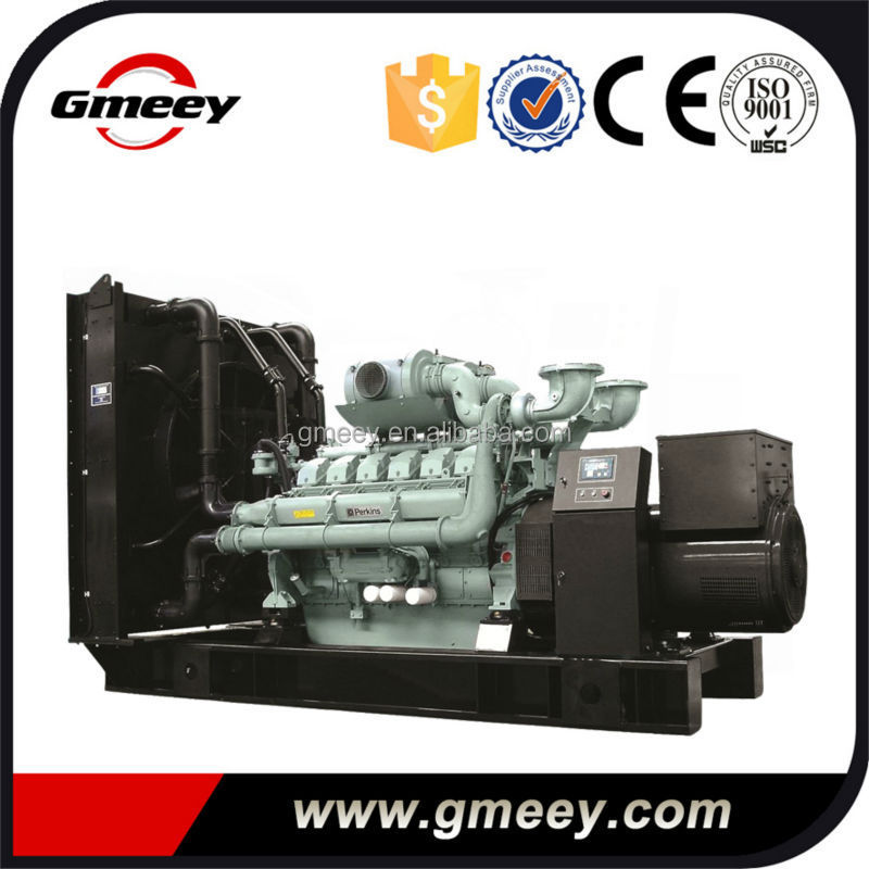 Gmeey diesel engine generator factory supply 20-3000kva magnet motor