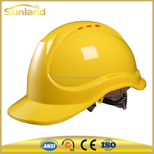 ABS series safety helmet HSKY-2-T construction site with hole site protection cap