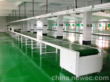 TV/LED assembly line / belt conveyor/worktable