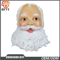High Quality Halloween old man full head Santa Clause Christmas Latex mask