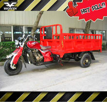 Powerful made in china red Cargo trikes for sale