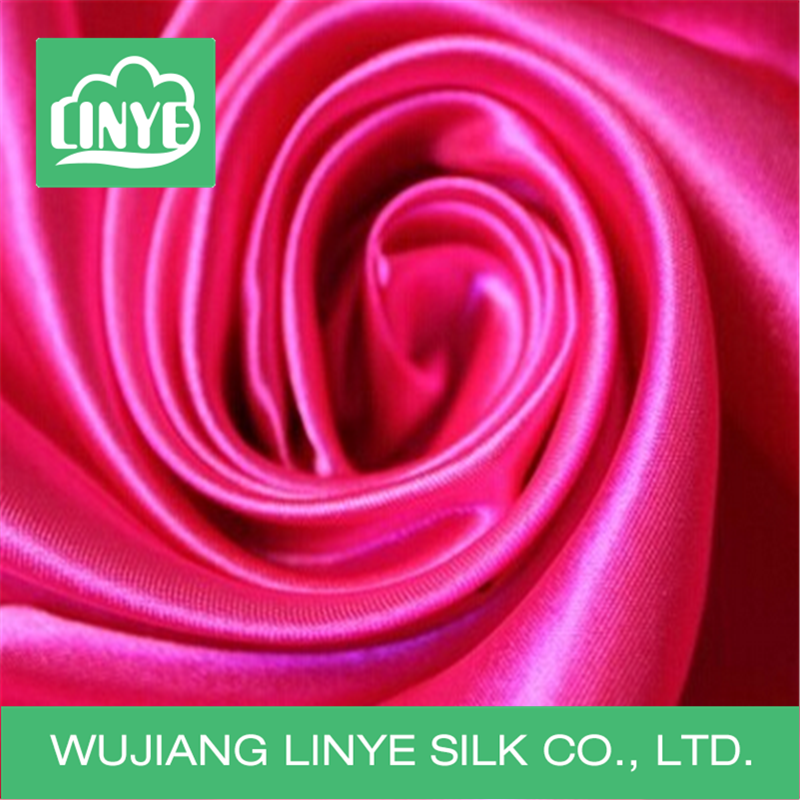 polyester satin fabric/poly satin fabric/royal satin