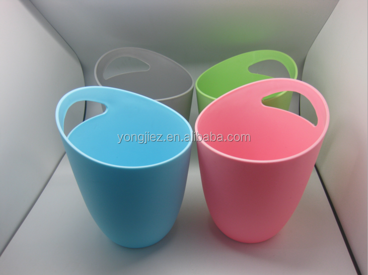 Wholesale Plastic Ice Bucket Wine Beer Bucket for Promotion Gift