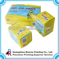 customized paper box for packing & packaging