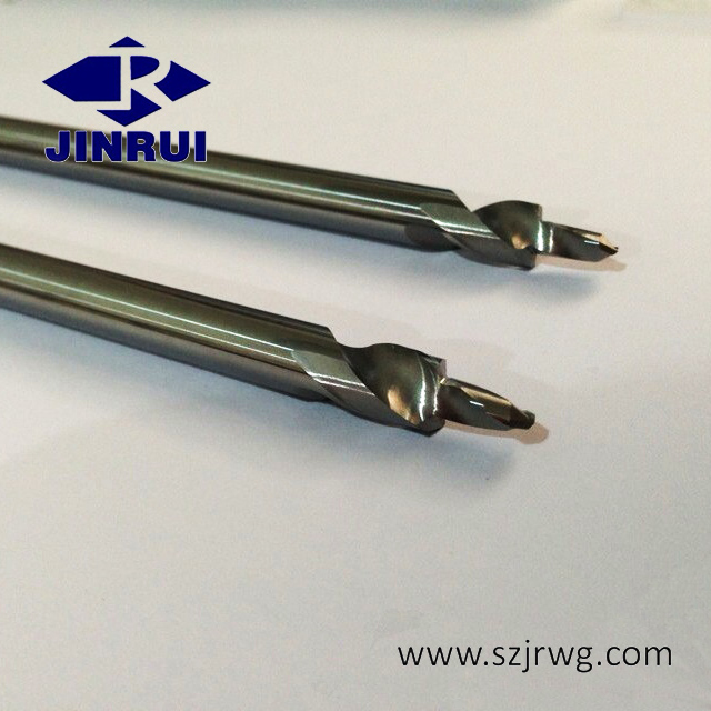 OEM / Customized Tungsten Carbide Step Spiral Drill Bits