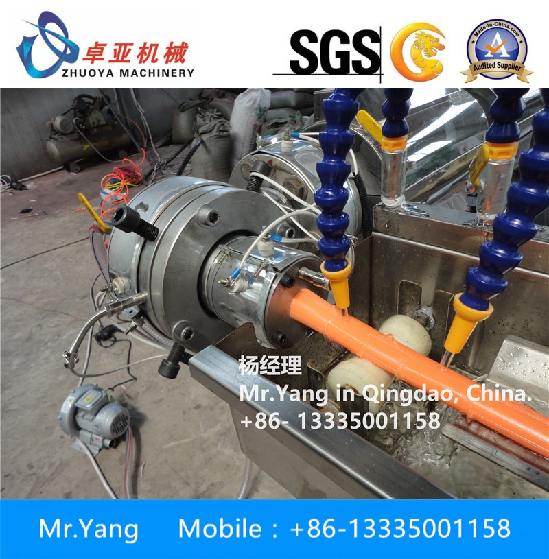 PVC soft Garden Hose Making Machine