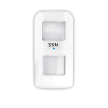 SSG supply Dual PIR motion detection alert sensor for home/store use