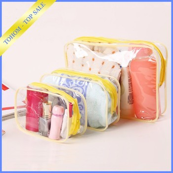2016 newes pvc ladies travel pouch