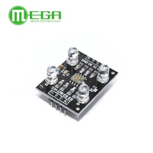 Wholesale 5pcs/lot Color sensor TCS230 TCS3200 Color Recognition Sensor Detector Module DC 3-5V Input