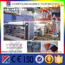 YIHAI MACHINERY YHPEG Series 5 Layer Compound Polyethylene Air Bubble Film Making Machine