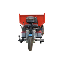 Popular battery electric cargo tricycle with cabin