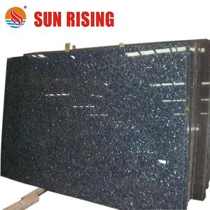 Stock Supply Polished Gangsaw Granite Slab For Countertop