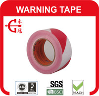 Good quality adhesive pvc floor line marking tape for security construction