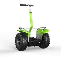 19inch wheel self balance off road electric scooter, electric chariot for personal vehicle