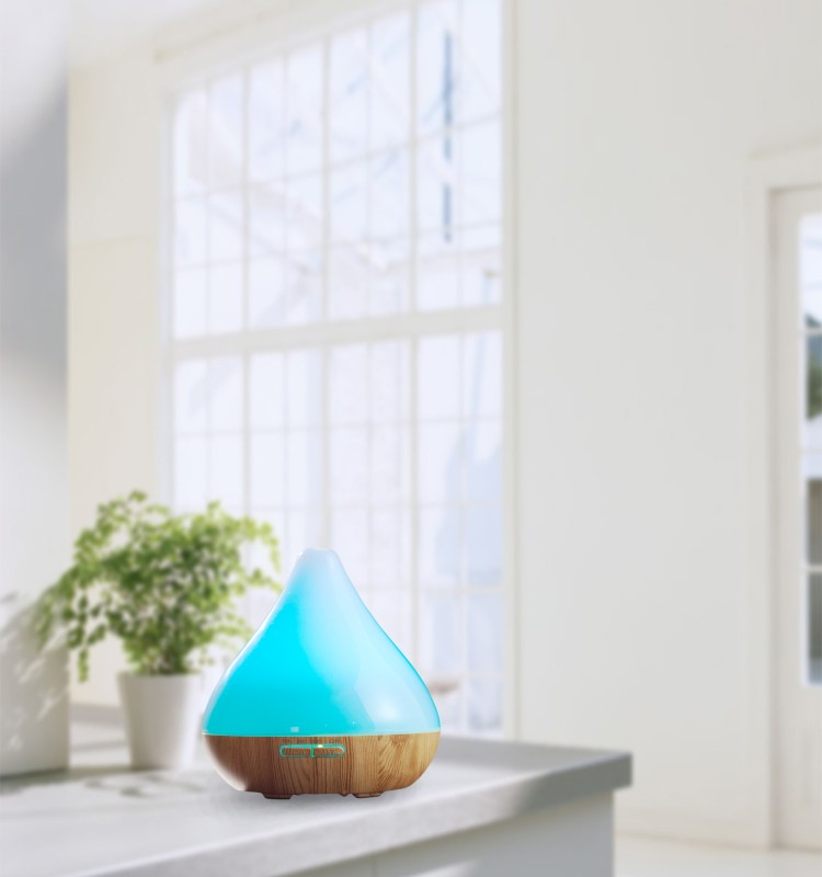 essential oil aromatherapy diffuser GX-13K 300ml air diffuser cool mist diffuser
