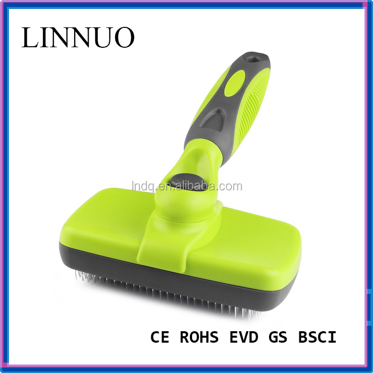Pets Dog and Cat Brush for Shedding Dog Hair Grooming Brush