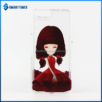 [Smart-Times] Ultra Thin PC Transparent Clear Skin Case Cover for iPhone 6