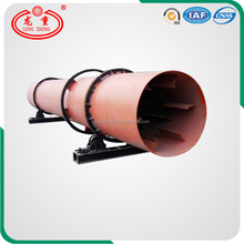 Top quality wood sawdust chips rotary dryer machine with best price