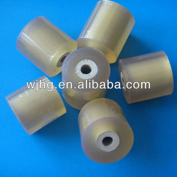 Plastic Self-adhesive Rolled PVC Stretch Film