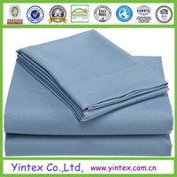 120g Super Soft Microfiber Tricot Flannel Printed Bed Sheet