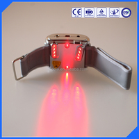 CE Approved Rhinitis cold Laser Therapeutic Pulse Nasal Laser Intranasal Light Therapy equipment