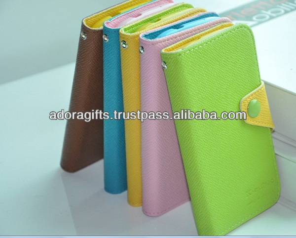 fancy cell phone cover new arrival / universal pu leather mobile phone pouches / promotional mobile phone case
